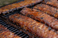 'Mr. Browns' Baby Back Ribs