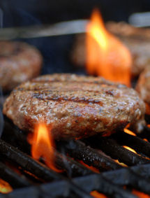 What's on  your grill?