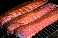 Sweet-Meat, Barbecue Ribs