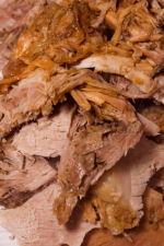 Pulled and Sliced Pork