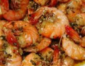 Big Easy Style Grilled Shrimp